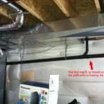 finish a basement home theater