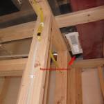 basement bathroom ideas, HVAC register