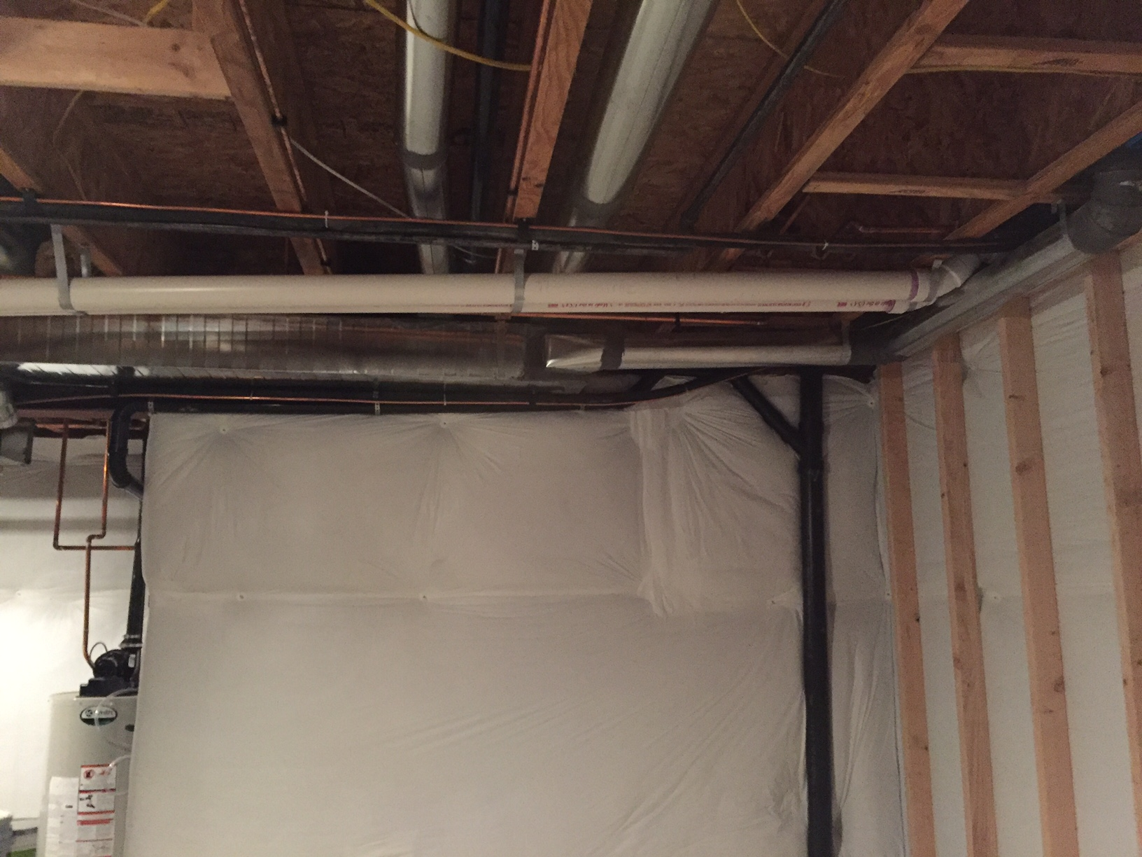 Forums for How to build floating walls in basement
