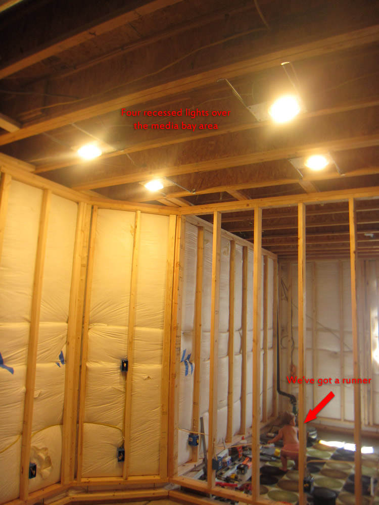 How to Frame Basement Walls  DoItYourselfcom